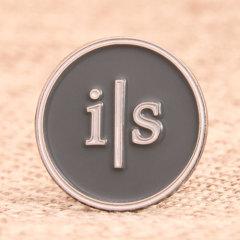 i s Custom Enamel Pins