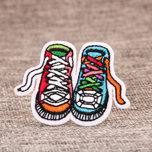 Shoes Make Custom Patches