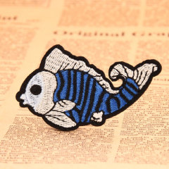 Crap Embroidered Patches