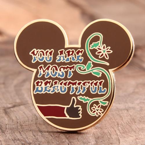 Mickey Style Custom Lapel Pins