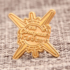 Academy custom lapel pins