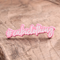 Cabi clothing custom enamel pins