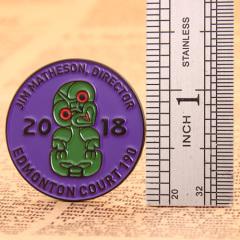 Aliens Custom Pins
