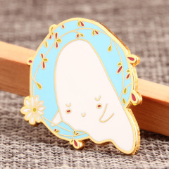 Ghost Lapel Pins