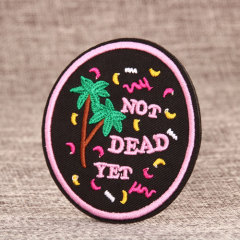 Not Dead Custom Patches