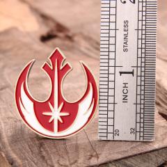 Jedi Custom Lapel Pins