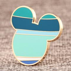 Mickey Mouse Enamel Pins