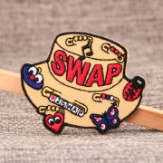 Swap Embroidered Patches