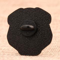 Hippopotamus Custom Pins