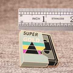 Magnetic Tape Custom Pins
