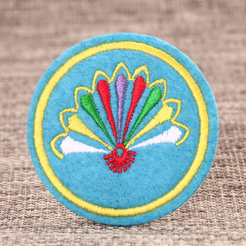 Colorful Custom Made Patches