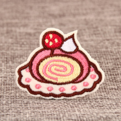 Cup Cake Custom Patches