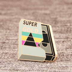 Magnetic Tape Custom Pins