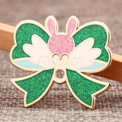 Shiny Butterfly Custom Pins