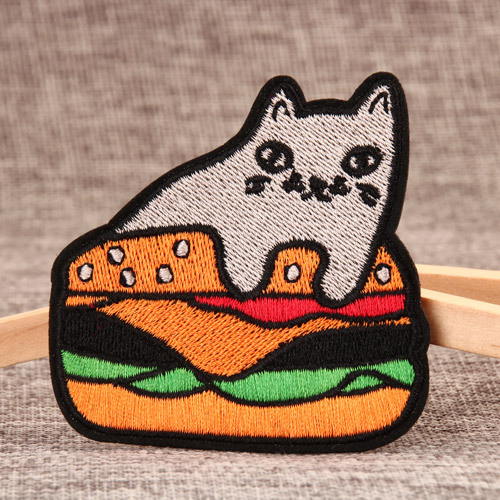 Cat Make Custom Patches