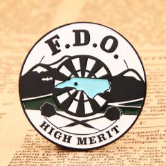 F.D.O. Custom Pins