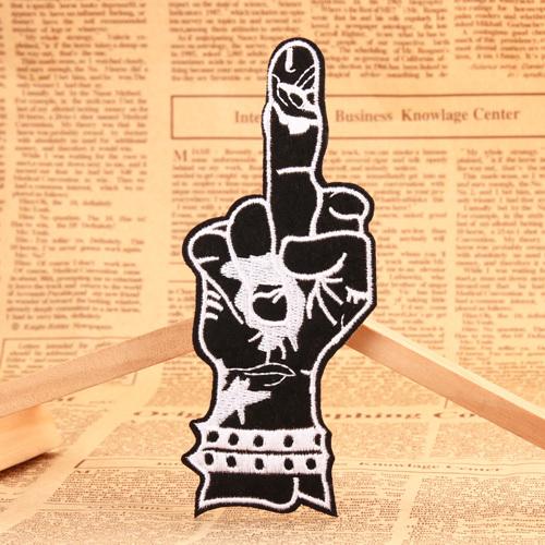Finger Make a Patch