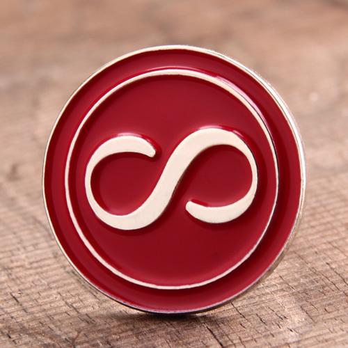 Infinity Custom Lapel Pins