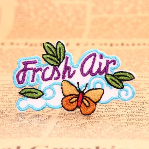Fresh Air Custom Patches
