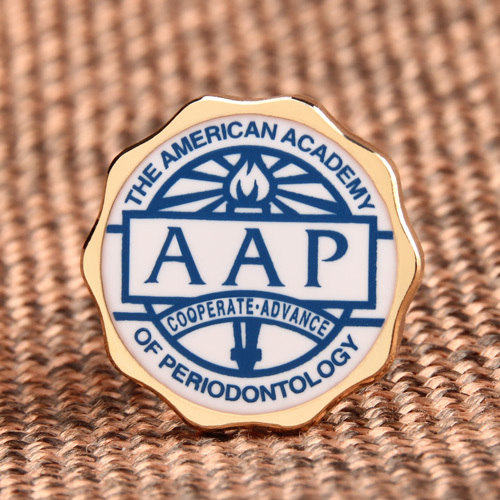 AAP Custom Enamel Pins