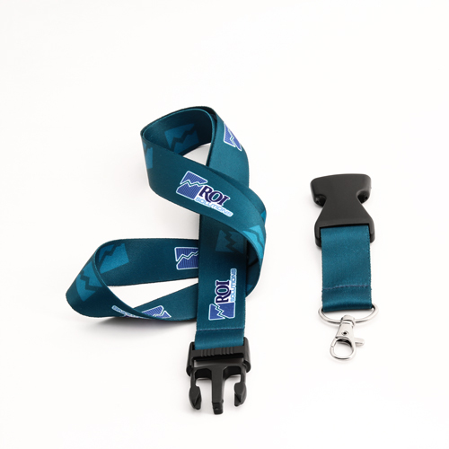 Awesome Lanyards for ROI Solutions