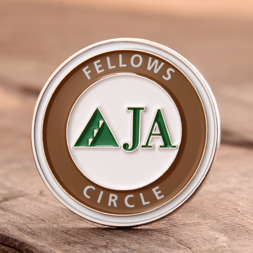 JA Custom Pins