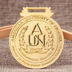 AUN Award Medals