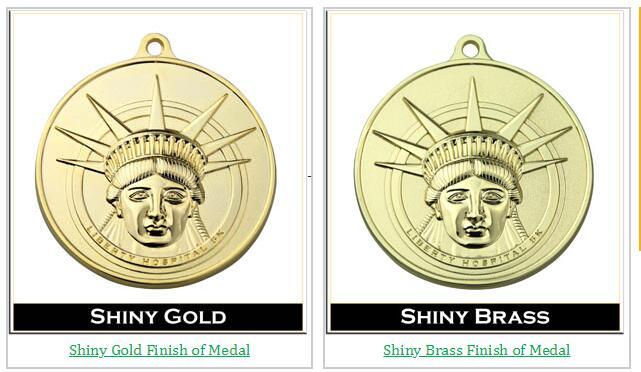 Shiny Medals