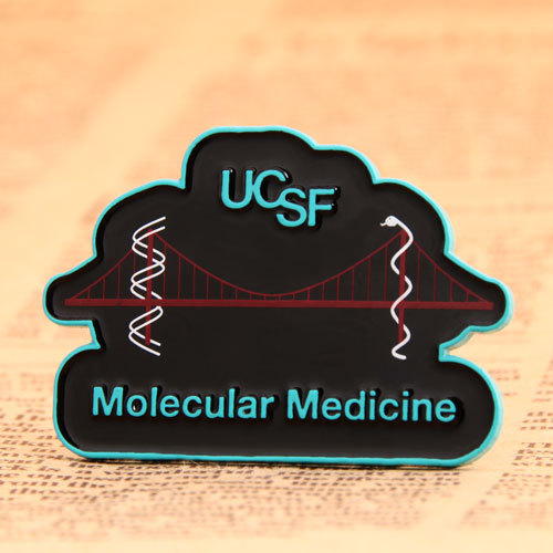 UCSF Custom Enamel Pins