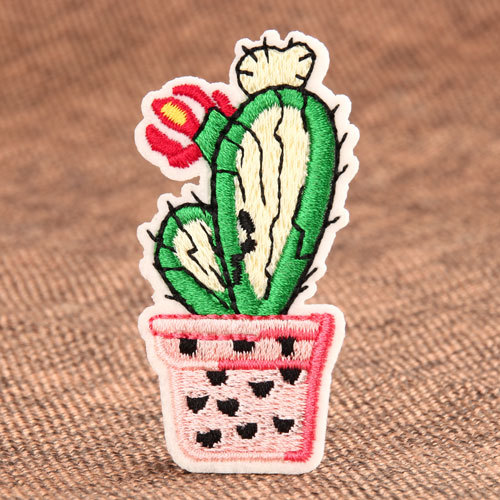 Prickly Pear Custom Patches