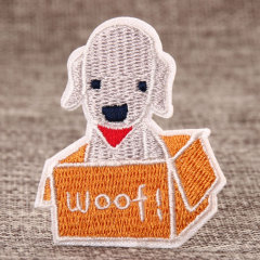 Woof Custom Made Patches
