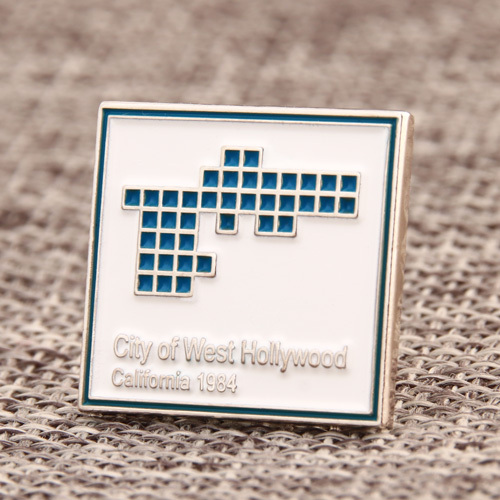 West Hollywood Custom Pins