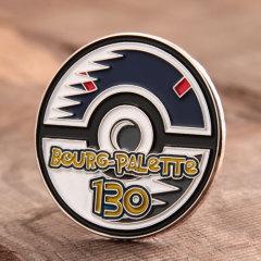 Bourg Palette 130 Lapel Pins