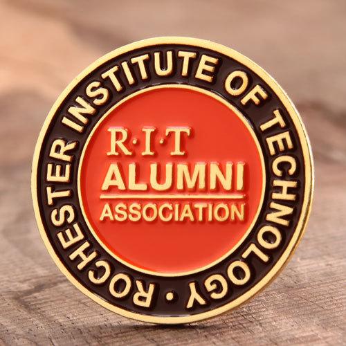 Alumni Association Custom Pins