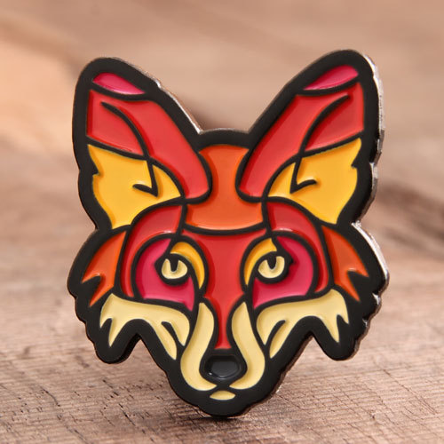 Fox Custom Pins