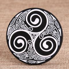 The Mayan Tattoo PVC Magnet
