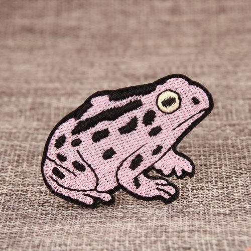 Frog Custom Patches No Minimum