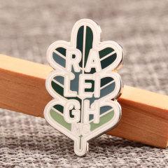 Oak Enamel Pins