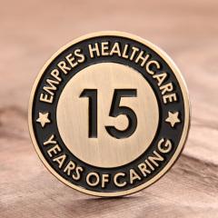 Empres Healthcare Lapel Pins