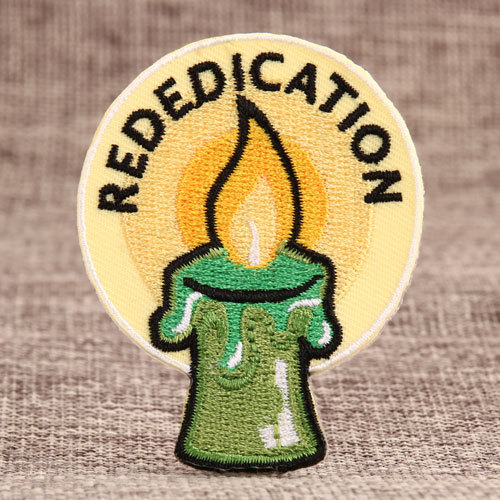 Rededication Custom Patches Online