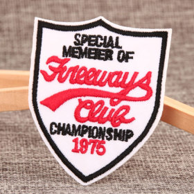 Championship Patches Maker
