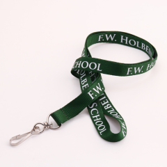 Holbein School Polyester Lanyards