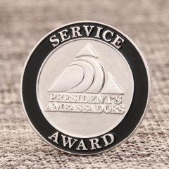 Service Award Lapel Pins