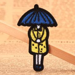 The Umbrella Custom Patches
