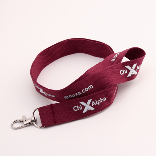 Chi Alpha Personalized Lanyards