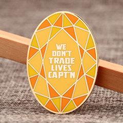 Easter Egg Custom Lapel Pins