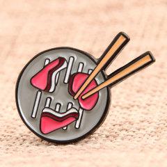 Barbecue Custom Pins