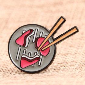 Barbecue Custom Pins