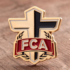 FCA Custom Enamel Pins