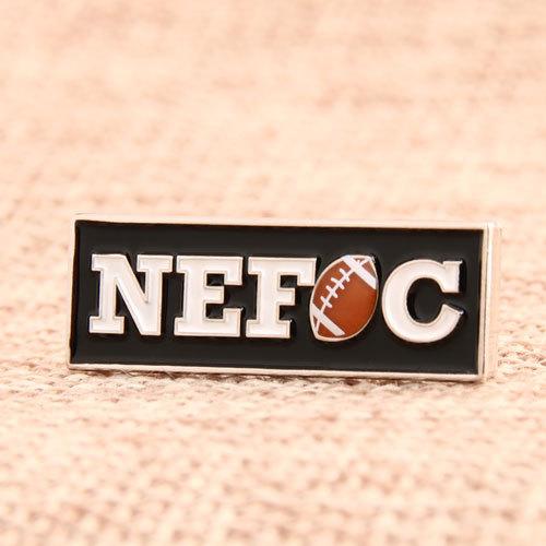 NEFOC Custom Enamel Pins